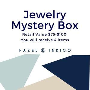 Hazel & Indigo Jewelry - Jewelry Mystery Box Retail Value $75-100 for $35